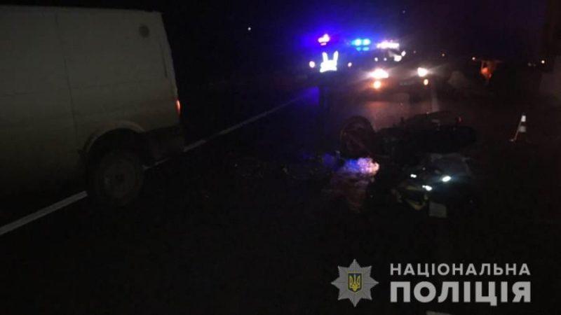 На трассе Одесса-Рени насмерть разбился мотоциклист