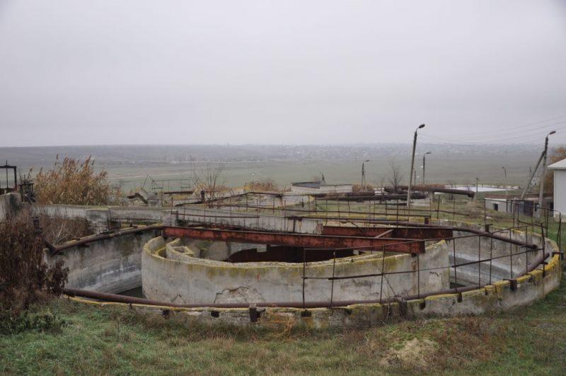 """Там воды нет: в крупнейшее пресноводноеозеро Украины Ялпуг впадает река-""""самотечный коллектор Комрата"""""""