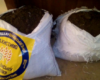 В Аккермане неизвестные принесли мешки с землей под дверь приёмной нардепа Ткаченко (фотофакт)