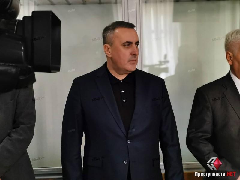 Экс-начальника ГСЧС в Одесской области Федорчака отправили под ночной домашний арест