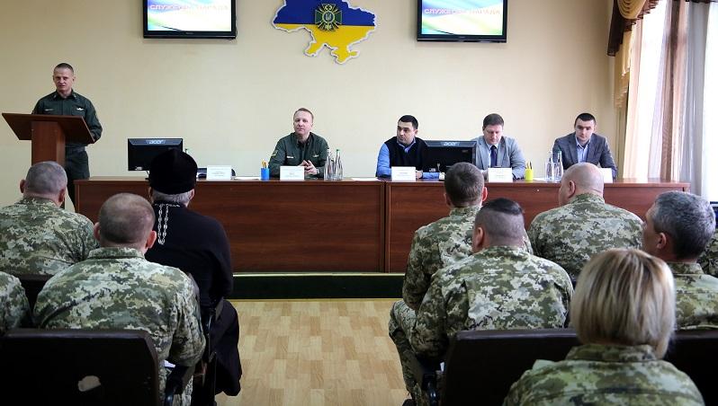 У Белгород-Днестровских пограничников новый руководитель
