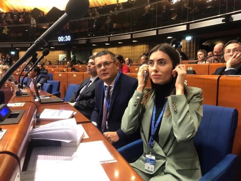Представитель Украины стал вице-президентом Парламентской ассамблеи Совета Европы