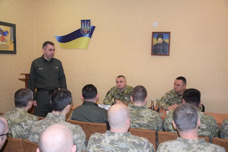 В Измаильском пограничном отряде появился новый начальник штаба