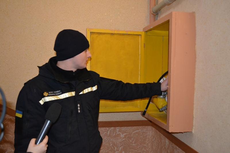 Есть к чему стремиться: пожарные инспекторы Аккермана продолжают проверять учреждения и организации
