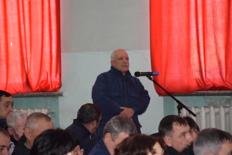 В Саратском районе Зарянскую ОТГ могут переформатировать так, что в её состав войдет только одно село