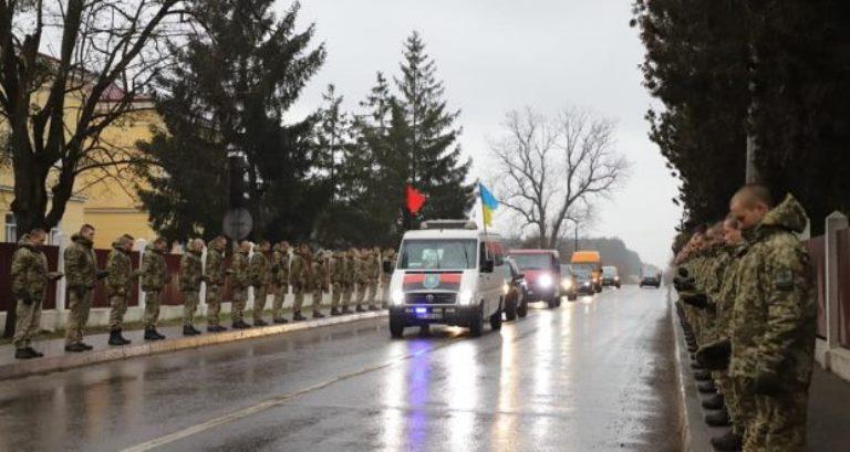 На Донбассе скончался бывший руководитель Измаильского пограничного госпиталя