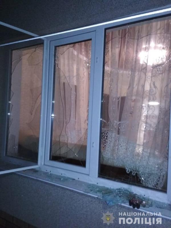Ночные взрывы в Рени: во двор местных жителей забросили несколько гранат