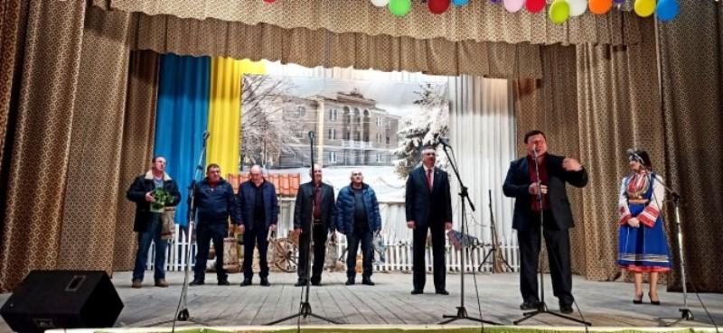 В селе Измаильского района впервые заасфальтировали одну из главных улиц