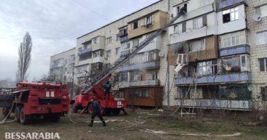 Взрыв в многоэтажке в Измаиле произошел из-за скачка напряжения, но Облэнерго свою вину отрицает