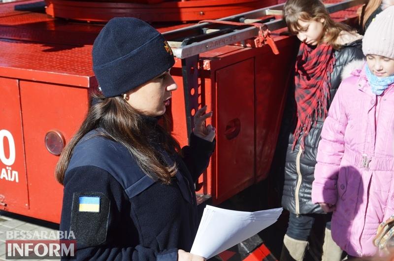 Предупредить гибель людей: спасатели Измаила в разгар отопительного сезона вышли на улицы города