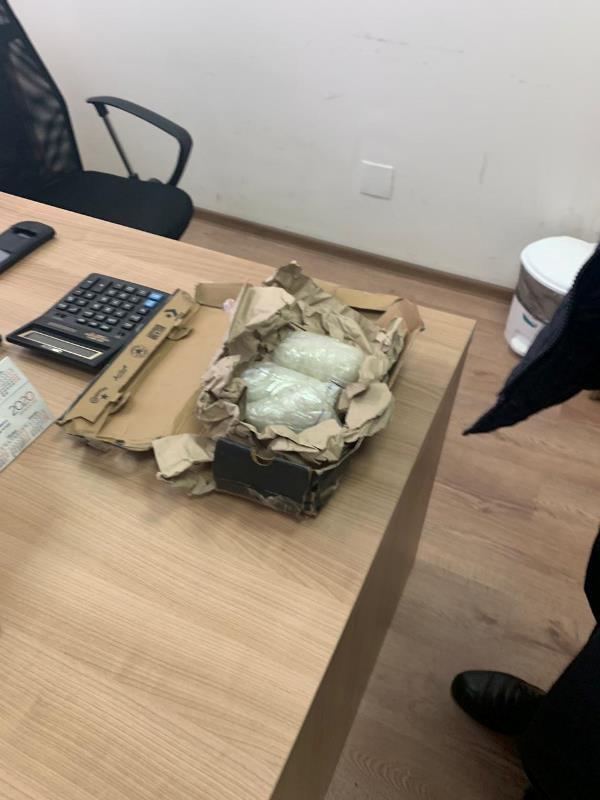 Белгород-Днестровские пограничники обнаружили пакеты с наркотиками в пассажирском автобусе, следовавшем в Молдову
