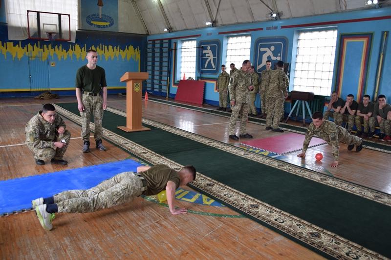 В Измаиле прошли спортивные соревнования между пограничниками и нацгвардейцами