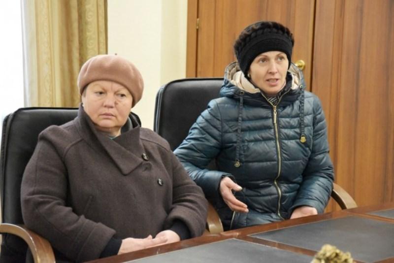 Одесский облсовет поддержал жителей Тузловской ОТГ, которые митинговали о сохранении громады