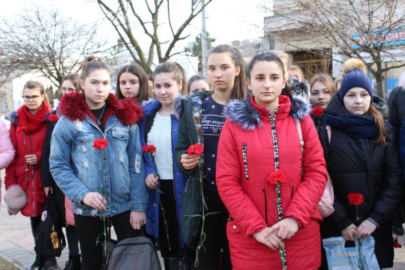 В Белгороде-Днестровском почтили память Героев Небесной Сотни