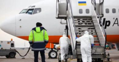 Рейс с пассажирами из Уханя прибыл в Украину — в Минздраве рассказали о состоянии эвакуированных