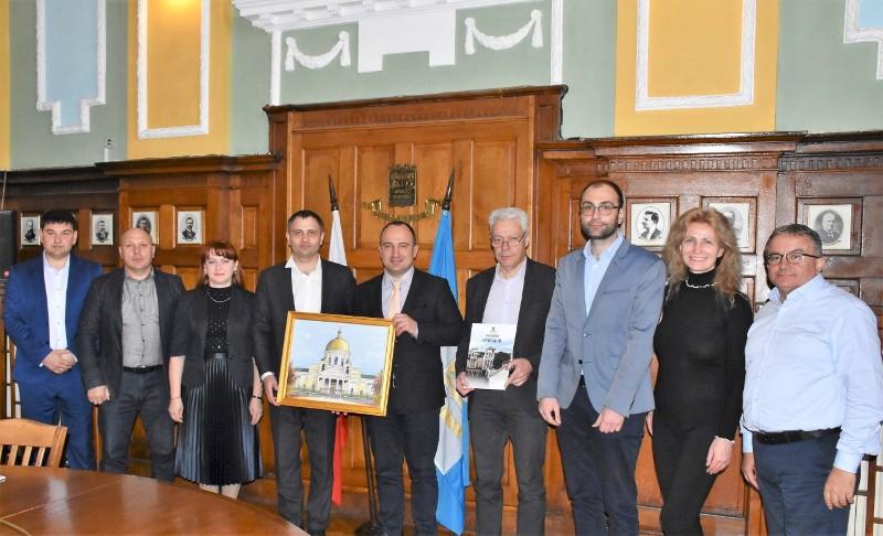 Болград будет сотрудничать с одной из экономических зон Болгарии