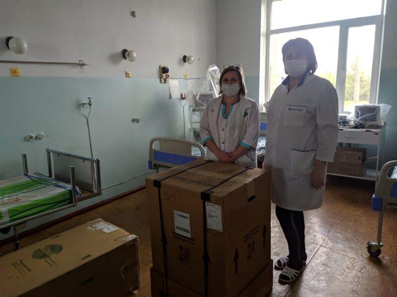 Измаил располагает 25% аппаратов ИВЛ, которые есть в Одесской области