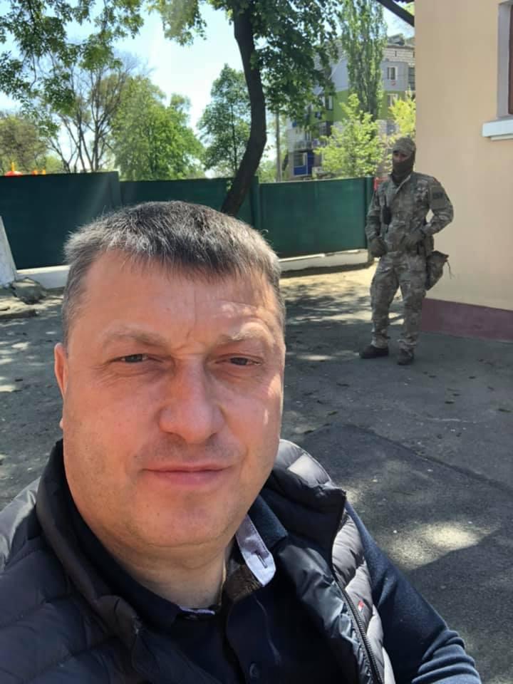 """""""Это начало выборов"""": мэр Рени прокомментировал вчерашние обыски СБУ в горсовете и у себя дома"""