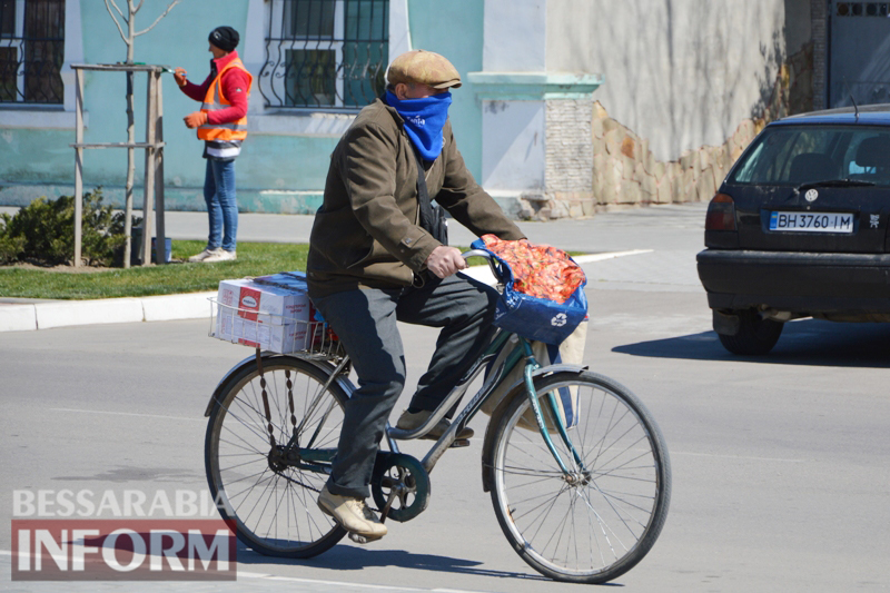 Карантин в Килии: как соблюдают его местные жители и доступны ли средства защиты в аптеках (фоторепортаж)