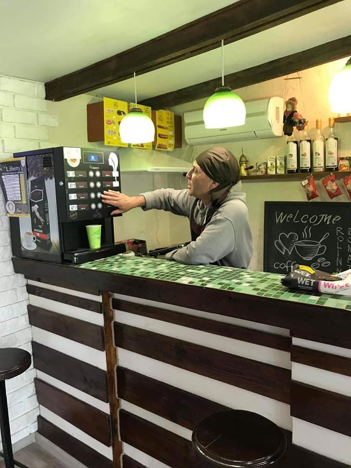 В селе Килийской ОТГ открылась уютная кофейня, которая может дать фору многим городским