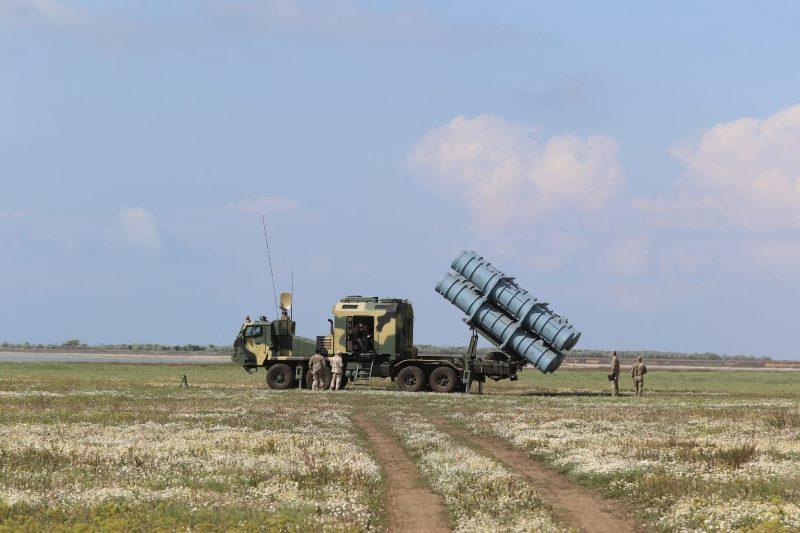 Как проходят военные испытания противокорабельных крылатых ракет «Нептун» на полигоне в Татарбунарском районе