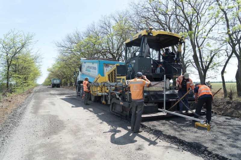 Как в двух районах Бессарабии проходит текущий ремонт дорог и когда планируют закончить