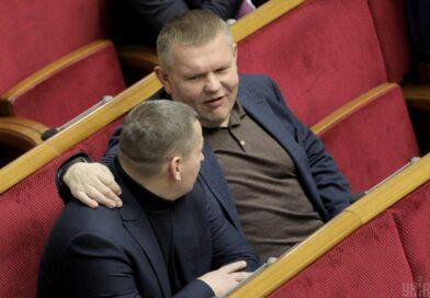 В Киеве в туалете собственного офиса найден застреленным народный депутат (фото 18+)