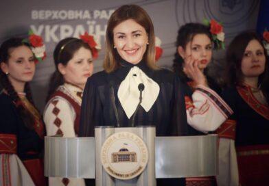 Татьяна Плачкова: В национальном разнообразии – красота Украины