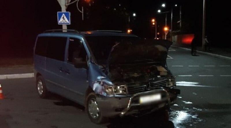 Измаил: за вчерашний день на проспекте Суворова произошло три ДТП, в которых пострадали семь человек