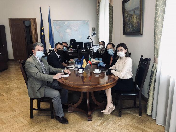 У представителей болгарской общественности Болградского района состоялся конструктивный диалог с послом Болгарии