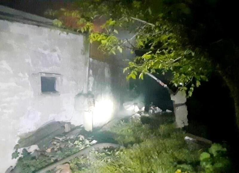 Ночью в селе Килийской ОТГ сгорел жилой дом