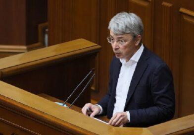 Бывшего гендиректора 1+1 Ткаченко назначили министром культуры