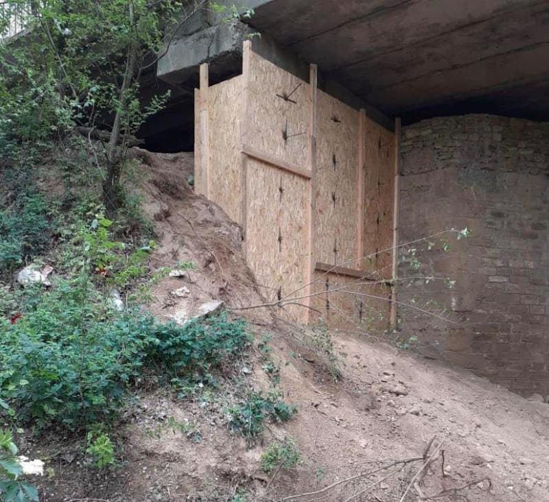 Болградский р-н: в селе Кубей начался ремонт моста в рамках эксплуатационного содержания