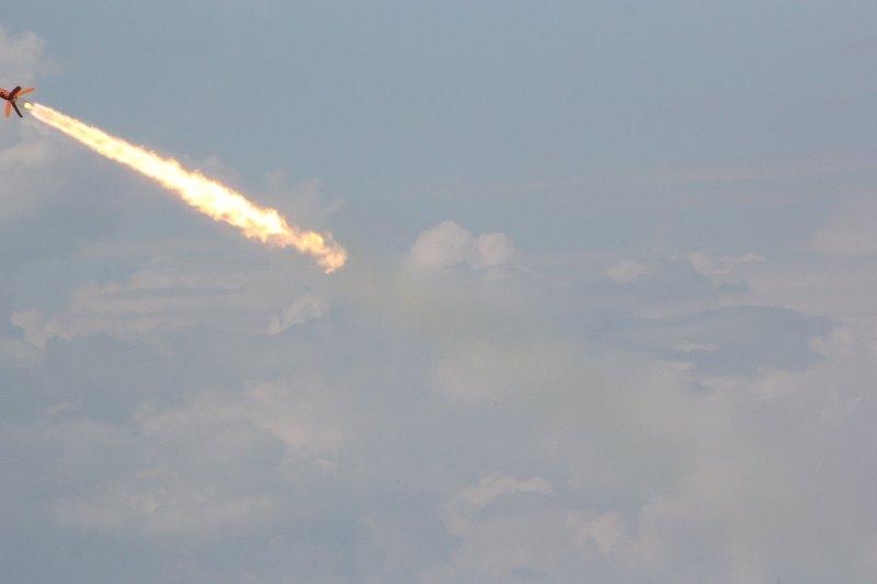 В Татарбунарском районе успешно прошли испытания наземного «Нептуна»: впереди воздушная и морская модификация ракетного комплекса