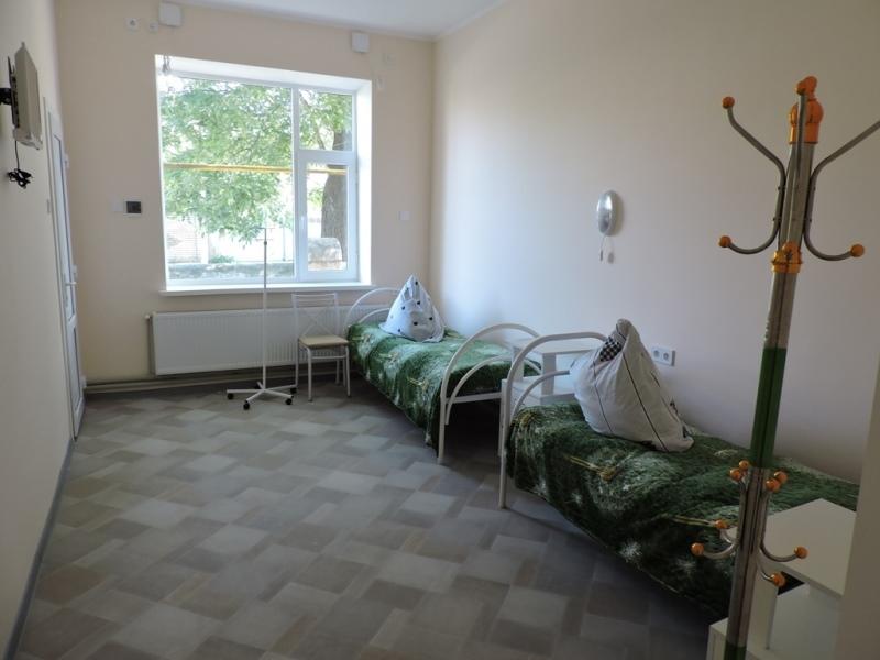 Уровень: в Измаильской ЦРБ после капитального ремонта открыли модернизированное терапевтическое отделение