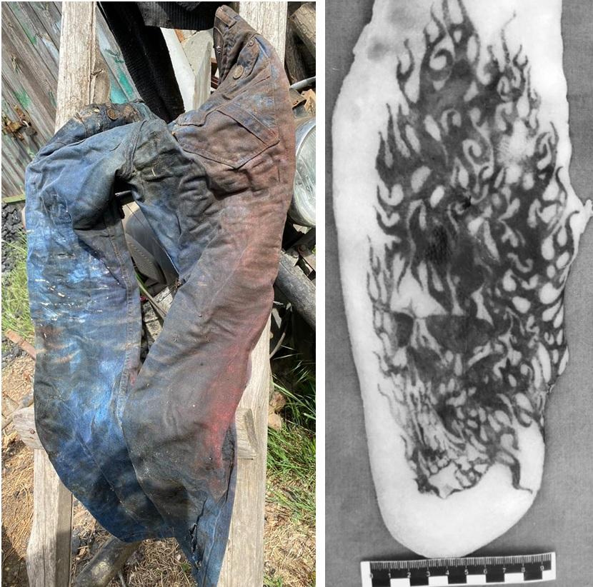 Труп на заброшенной птицефабрике в Саратском районе: полиция просит помочь установить личность погибшего по татуировке