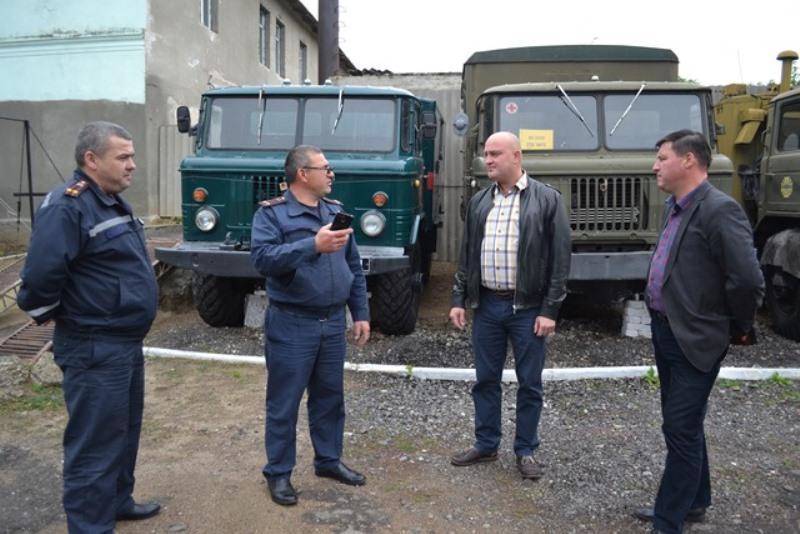 В Болграде сделали выводы после стихийного бедствия и оснастили спасателей новым оборудованием для откачки воды