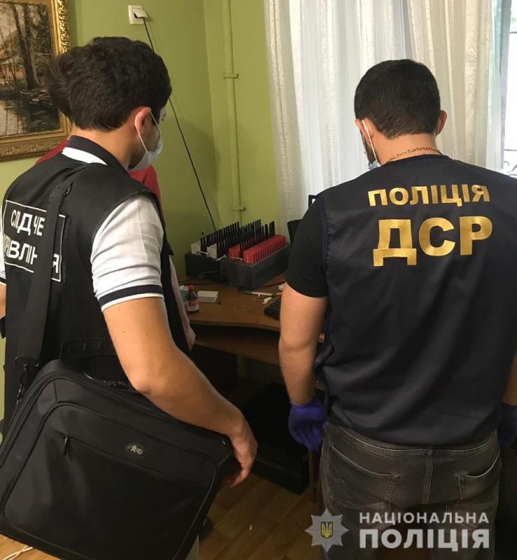 «Ваш родственник в полиции»: в Одессе задержали банду телефонных аферистов