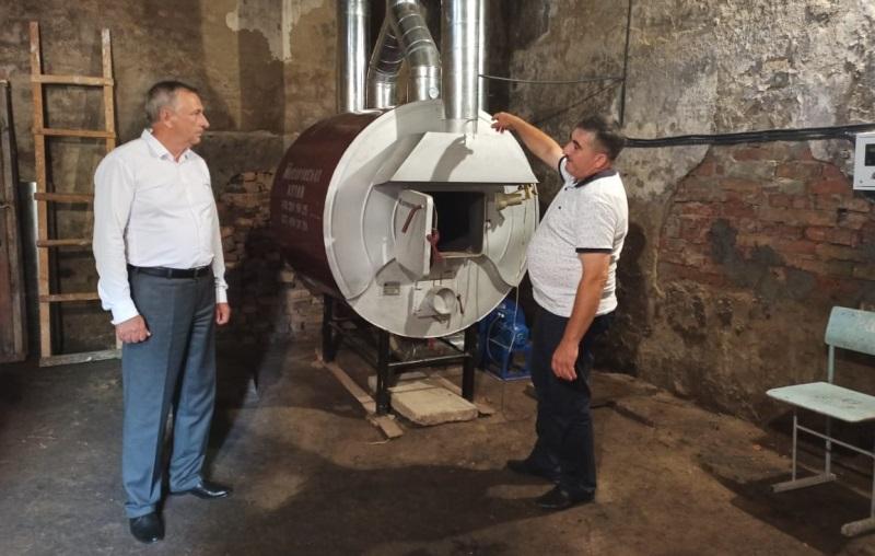 Отопления не было почти 30 лет: котельная в одном из сельских Домов культуры Измаильского района вновь заработает