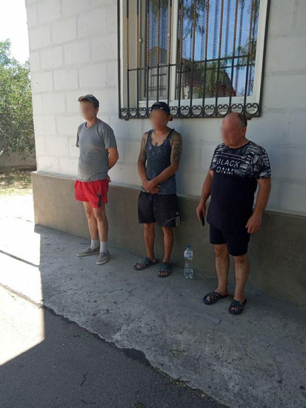 На территорию Измаильского СИЗО арестантам пытались подбросить наркотики