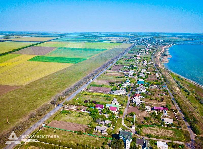 Белгород-Днестровский район: завершается ремонт дороги, идущей вдоль черноморского побережья