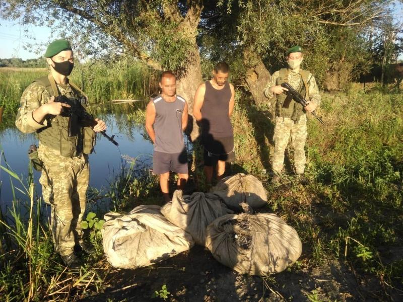 Рыбалка не удалась: в Ренийском районе на озере Картал у браконьеров изъяли 70 кг улова и 2 км запрещенных сетей