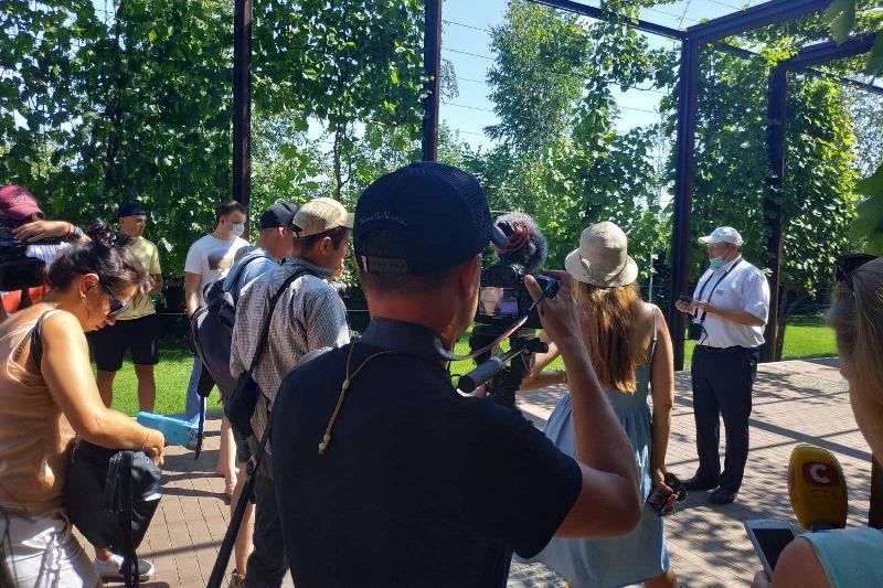 Участники социального проекта #МандруйУкраїною посетили Аккерман и Белгород-Днестровский район
