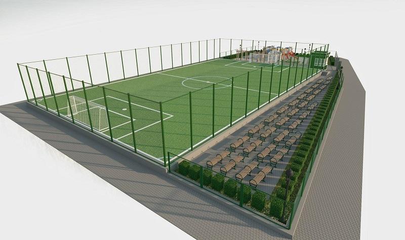 В Аккермане может появиться новая спортивная площадка: горожан приглашают поучаствовать в обсуждении проекта