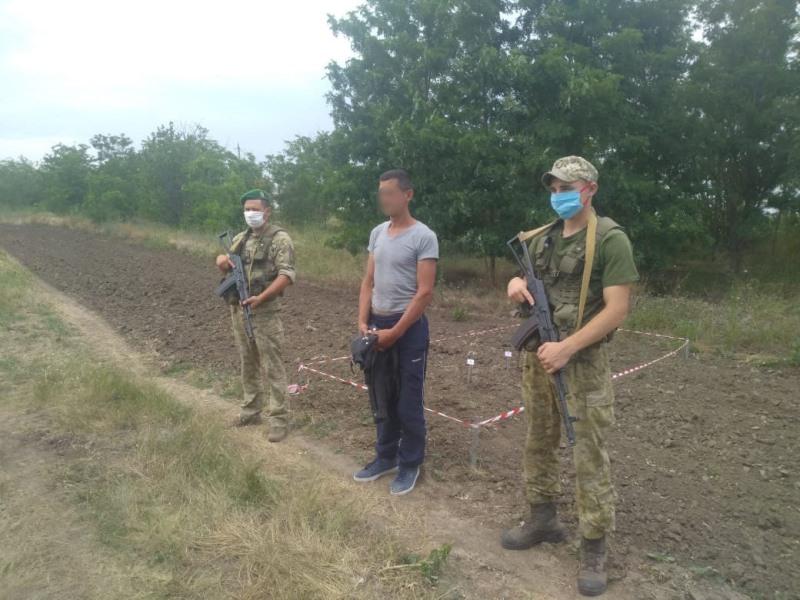 Четверо в лодке, не считая одного на суше: измаильские пограничники за сутки задержали 5 иностранцев-нарушителей госграницы Украины