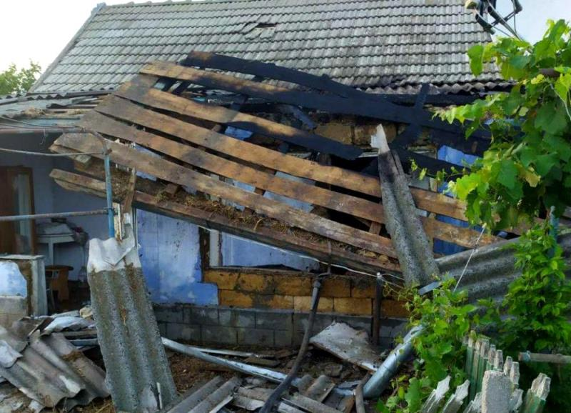 Взрыв бытового газа в Татарбунарском районе: пострадал хозяин дома, он в тяжелом состоянии
