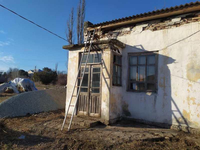 Болградский р-н: в селе Криничное вновь появилось пожарное депо