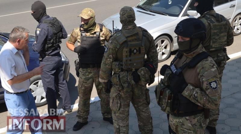 Спецназ задержал в Измаиле известного представителя криминального мира