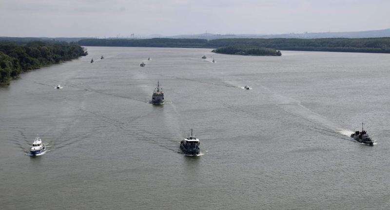 «Riverine - 2020»: подразделения Морской охраны примут участие в украинско-румынских учениях на Дунае