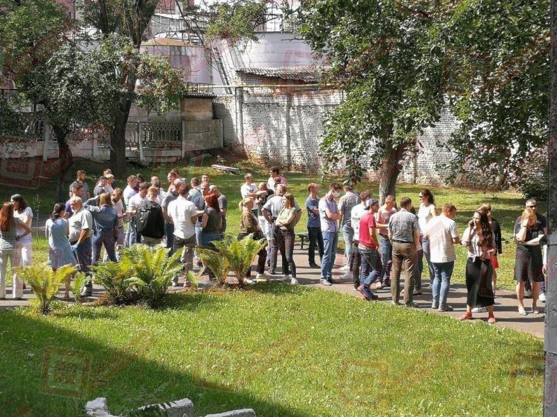 В Беларуси начались забастовки на предприятиях